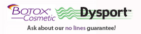 BOTOX Dysport Xeomin No Lines Guarantee
